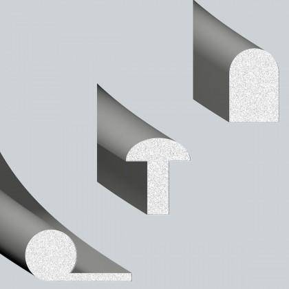 Moosgummi-Form-Profil