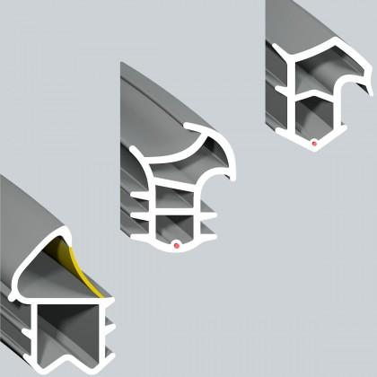 Türdichtung für Stahlzargen